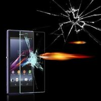 0.3mm 2.5D 9H Proof Tempered Glass Screen Protector Film For Sony Xperia Z L36H