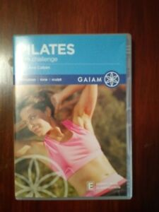 Pilates Core Challenge with Ana Caban DVD