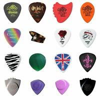 Guitar Picks/Plectrums, Pickboy/Jim Dunlop/Awe-In-One - Various Styles & Colours
