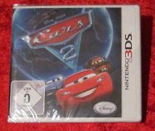 Cars 2, Disney Pixar, Nintendo 3DS Spiel, 3D, Neu, deutsche Version