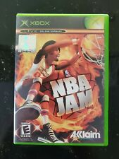 NBA Jam for Xbox - Complete & Tested