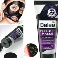 Balea Peel-Off Mask With Activated Charcoal