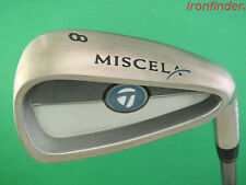 NEW LADIES TaylorMade Miscela 2006 8-Iron Graphite Shaft Women's Right Hand LRH