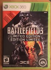 Battlefield 3 -- Limited Edition (Microsoft Xbox 360, 2011)