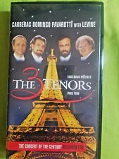 VHS The 3 Tenors in Paris