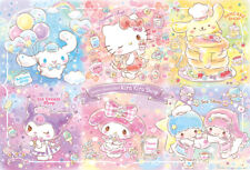 Jigsaw Puzzle SANRIO series Hello Kitty 1000 pieces Japan BEVERLY 31-498