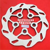 SYM 125 JET 4 09 - 17 NG WAVY FRONT FRONT DISC GENUINE OE QUALITY UPGRADE 1313X