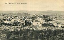 AK Bad Wildungen 1914 Ortsansicht vom Waldhaus / Fritzlar Borken Homberg