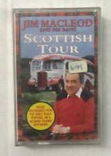 "Jim Macleod & His Band ""Scottish Tour"" NEW & SEALED Tape Cassette"