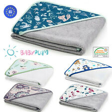 Kapuzenhandtuch Babybadetuch Handtuch BAMBOO Kinder 100 x 100cm Bambusfrotte