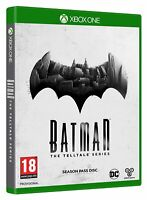Batman - The Telltale Series For Xbox One (New & Sealed)