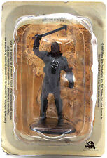 Figurine Collection plomb Seigneur des Anneaux Général Uruk-Hai Eaglemoss Figure