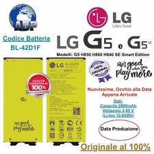 Batteria ORIGINALE LG G5 BL-42D1F H850 H860 H840 SE Smart Edition da 2800 mAh