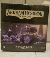 Arkham Horror The Card Game -The Dream-Eaters Expansion - NEW & SEALED Rare OOP