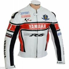 Unbranded Waist Length Leather Motorcycle Jackets