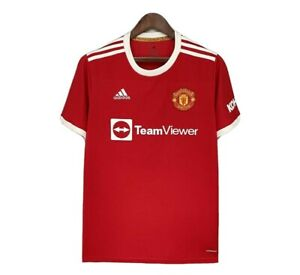 MAILLOT MANCHESTER UNITED 2021-2022 / TAILLE : S,M,L,XL,XXL *