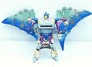 Transformers Beast Wars Transmetals Depth Charge Action Figure Vintage