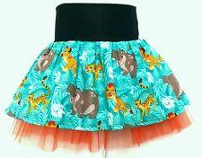 Disney's Lion Guard Kion, Fuli, Beshte summer tutu party skirt. Age 1 2 3 4 5 6+