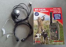 INTEK mt-3030m MIMETIC di CRESSI DUAL BAND pmr446/lpd433 Walkie + Gola Con Grande Ptt