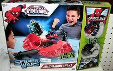 MARVEL - ULTIMATE SPIDERMAN - SPIDER WARS ARACHTAGON ARENA - WALMART EXCLUSIVE