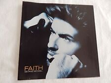 """George Michael """"Faith"""" PICTURE SLEEVE! MINT! NICEST COPY ON eBAY! PERFECT!!"""