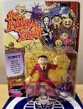 THE ADDAMS FAMILY GOMEZ ACTION FIGURE 1992 PLAYMATES NEW SEALED MOC
