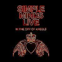 Simple Minds - Live In The City Of Angels (2CD)