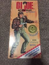 1/6 1996 GI Joe Action Pilot WWII 50th Anniversary Limited # 072955 Figure New