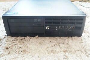 HP Compaq Pro 4300 SFF Intel i3-3220 3.30GHz 8Gb DDR3 1333Mhz 500Gb HDD