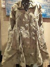 jacket couture danski original handmade Napoleon style big pockets small petite