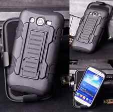 For Samsung Galaxy Grand Neo Plus i9060 i9082 i9080 Armor Holster Case Cover