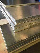 ALUMINIUM SHEET PLATE 300mm X 280mm X 12mm