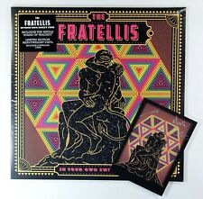 The Fratellis - In Your Own Sweet Time (Ltd Vinyl LP with Signed Postcard)New