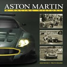 Aston Martin : A Racing History by Anthony Pritchard (2006, Hardcover) Haynes