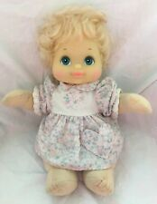 Vintage 1995 Mattel CANADA MY CHILD DOLL with Dress
