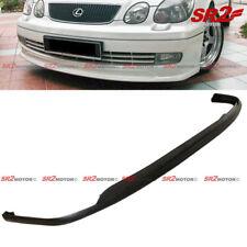 TTE-Style Front Body Kit PU Bumper Lip Spoiler fits 98-05 Lexus GS300 GS400