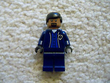 LEGO Spiderman - Rare Original Ambulance Driver Minifig - From 4857 - Excellent