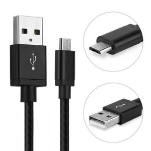 1 Meter Micro USB Data Sync and Charge cable for Motorola Moto G3,G4,G5&G5 Plus.