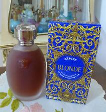 VTG 1990s NIB Versace BLONDE Scented Velvet Bath Gel HUGE 6.7 Oz 200ml ITALY