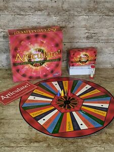 Articulate Board Game -The Fast Talking Description Game , Complete and in V.G.C