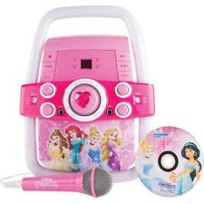 Sakar KO203005 Disney Princess Flashing Bar Karaoke Machine