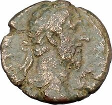 COMMODUS son of Marcus Aurelius Possibly Unpublished Ancient Roman Coin i45637