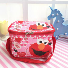 Sesame street elmo keep warm square lunch bag handbag anime bags cute