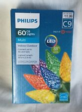 NEW Philips 60 C6 Textured Lights - Multicolor LED