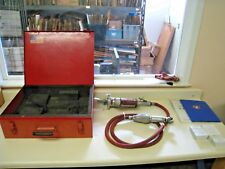 Esco Mill Hog HHB5000 Handheld Pneumatic Boiler Pipe Beveler Beveling Tool