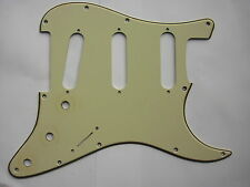 Fender American Standard Stratocaster Pickguard Mint Green 80's 90's 2000's USA