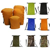 Waterproof Compression Stuff Sack Outdoor Camping Sleeping Bag Storage Bag 11L