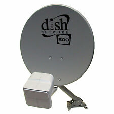 Dish Network 500 & DishPro Plus Twin/Dual LNB satellite