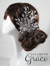 Cleo Vintage Grecian wedding bridal crystal hair accessories headpiece RRP$80