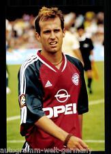 Mehmet Scholl Bayern München 2001-02 seltenes Foto+4
